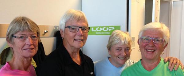 Seniorarrangement i LOOP Sæby…