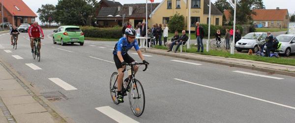 Skuffende deltagelse i cykelløb<br>…