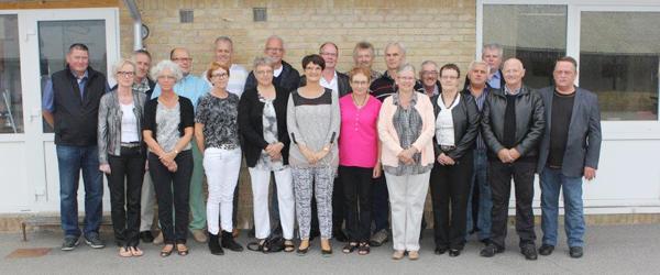40 års skolejubilæum i Voerså<br>…