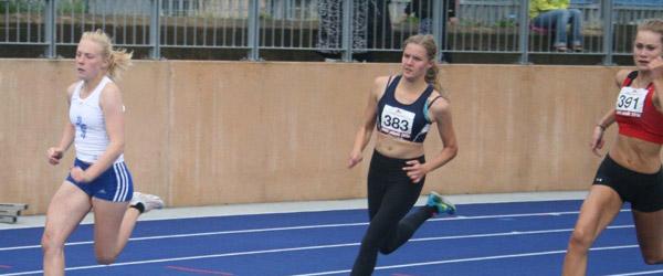 De danske ungdomsmesterskaber i atletik