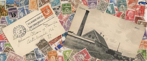 Gratis vurdering af frimærker<br>…