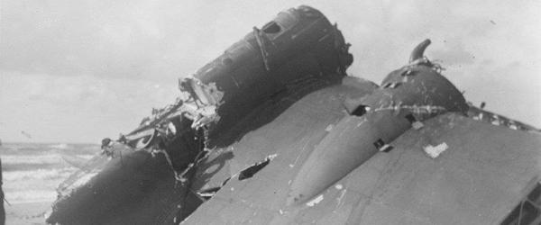Flyvere skudt ned i dansk luftrum…