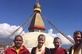 Dorje, Karen Marie, Ani, Jeppe