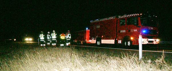 Perforeret dieseltank skyld i glatte veje ved Sæby