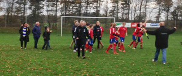 Fodbold: IF Skjold Sæby i mesterrækken