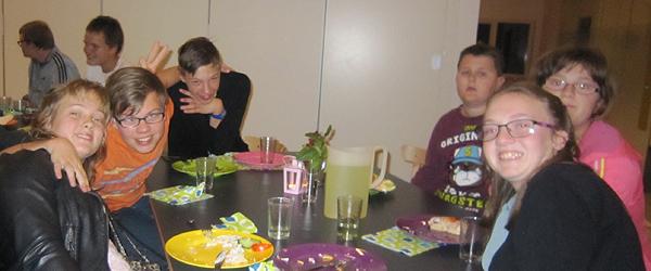Fest i Solsikken for børn og unge i hele kommunen