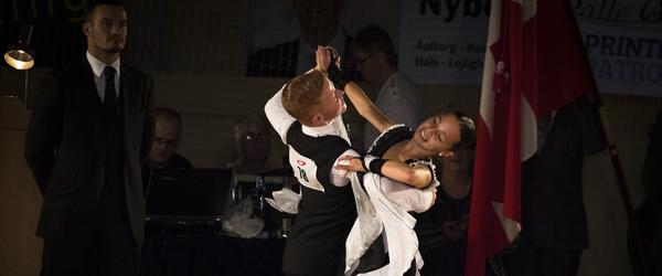 Guld til lokale dansere ved DM i 10 dans