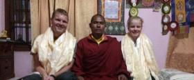 Jeppe, Dorje, Karen marie