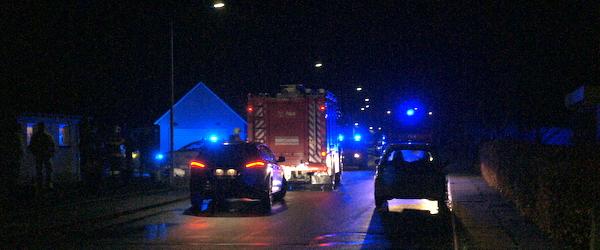 Falck i Sæby måtte rykke ud til falsk alarm