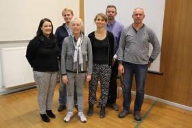 IMG_7230 fv Vibeke Post Madsen, Kasper Kristensen, Susanne danielsen, Charlotte Laubek, Jørgen Fyenbo og Chris Kramme_600x400