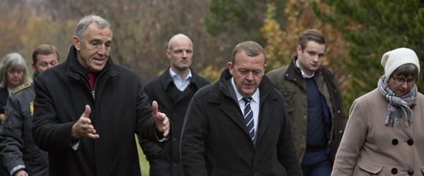 Lars Løkke Rasmussen besøgte Nørklit…