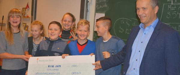 Konkurrence for skoleelever om at bo i Sæby