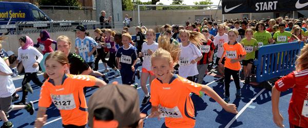 De olympiske lege kommer til skolerne i Sæby og omegn