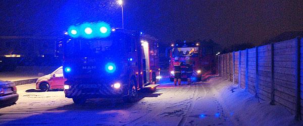 Frituregryde skyld i brand på Farvervej i Sæby