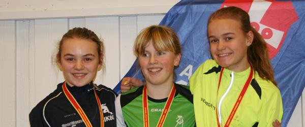 3 guld, 4 sølv og 5 bronze-medaljer til VM