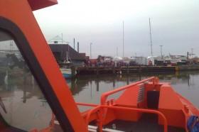 Redningsstation havn