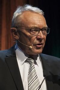 Formand Hans Joergen Kaptain