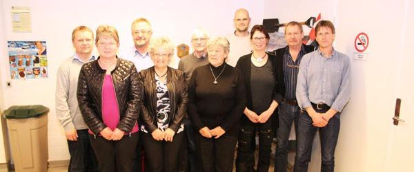 Formandsskifte i Voerså Borgerforening