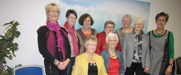 Stor tilslutning til Aktive Kvinders generalforsamling