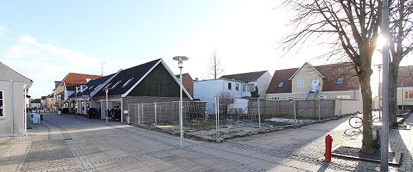Skamplet i Vestergade under byggelovens paragraf 14