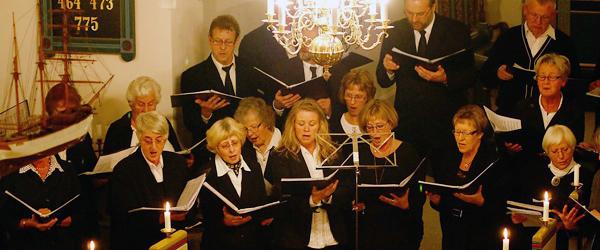 Stor koncert med kor fra hele kommunen