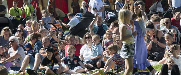 Beatboxeren Thorsen til Hørby BørneMusikFestival
