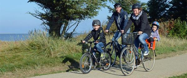 Cykeltur for hele familien på Mors dag