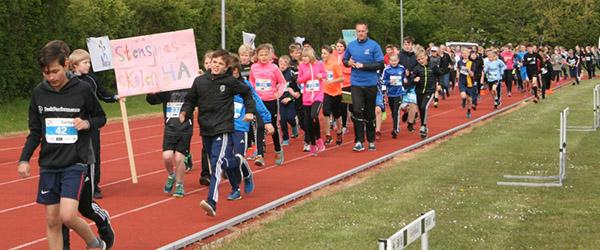 420 elever til Skole OL i Sæby<br>…