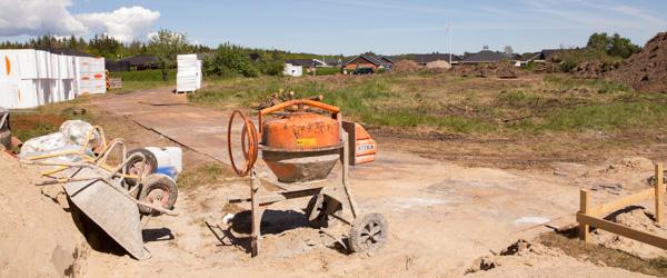 Nyt ejerboligprojekt med 28 boliger i Sæby