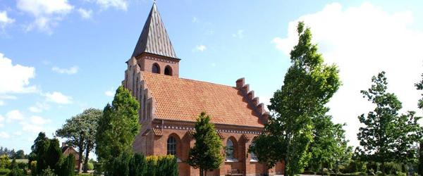Morgensang i Lyngså kirke<br>…