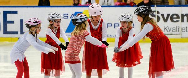En skøjteklub med hjertet i Sæby…