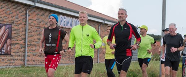 NOVAman nåede i dag til Rema1000 i Sæby