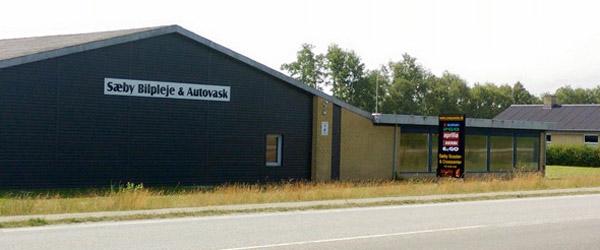 Ny outlet butik på Fallavej i Sæby…