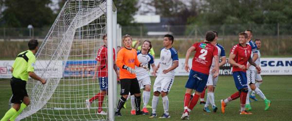 Skjolds Jyllandsserie spillede uafgjort på hjemmebane