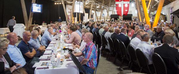 Erhvervs-Get-Together afholdt med stor tilslutning