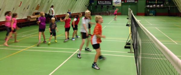 Åbent hus i Sæby Badmintonklub…