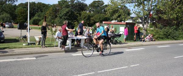Voerså: Sponsor-cykelløb gav kr. 41.194,-