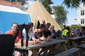 Lejr hygge