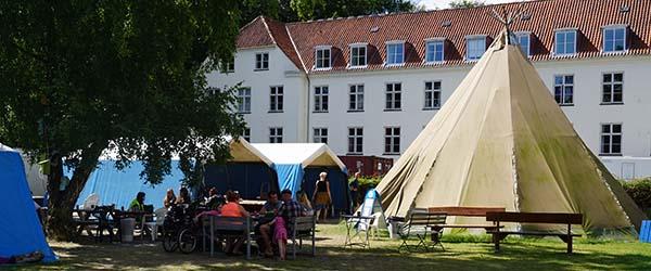 Sæbynitter yder god service til handicappede på SMUKfest