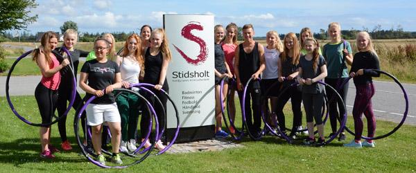 Stor elevtilgang på FITNESS-linjen på Stidsholt