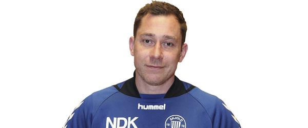 IF Skjold Sæby har forlænget med Nikolaj Dorff Kristensen