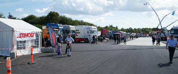 Nordjysk Transport Messe fandt sted i weekenden