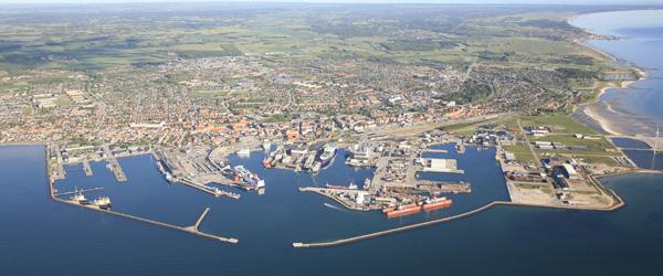 Muligheder for det lokale erhvervsliv ved havneudvidelse