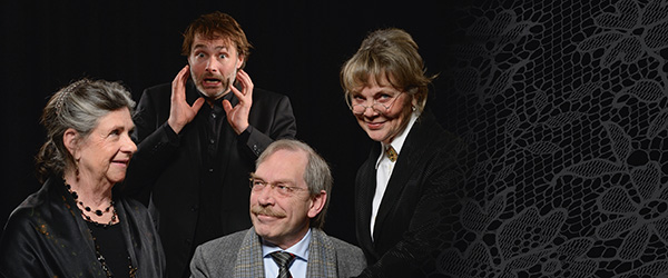 Ældre Sagen Sæby indbyder til teateraften