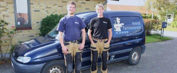 Tømrerlærling opnåede højeste anerkendelse