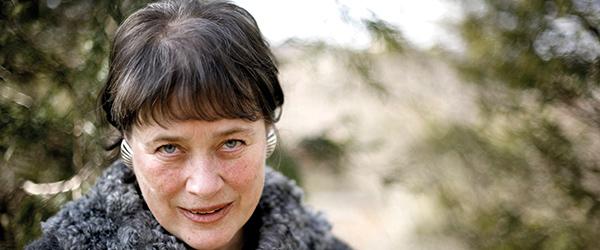 Foredrag med forfatter Marianne Gade i Manegen