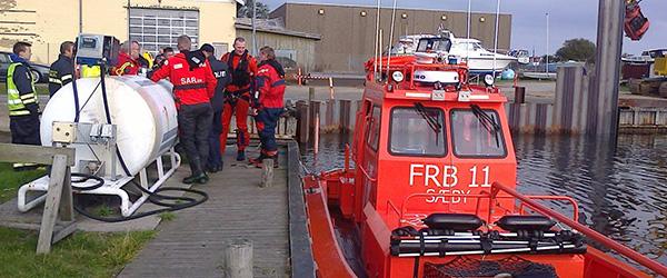 Sæby Redningsstation kan fortsætte med at redde liv