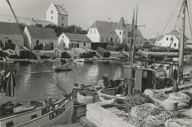 Sæby Havn  Nordjyllands Kystmuseum Sæby© copy