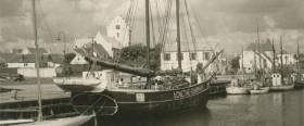Sæby Havn var ikke kun fiskeri, men også industri og fragtfart Nordjyllands Kystmuseum Sæby©