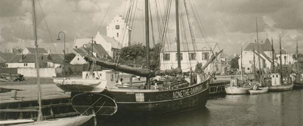 Foredrag om Sæby havn på Kystmuseet i Sæby